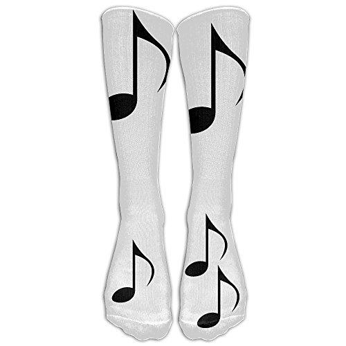 Long socks clipart vector stock Women Men Stockings Boots Long Socks Black Clipart Eighth Note Printed Crew  Socks vector stock