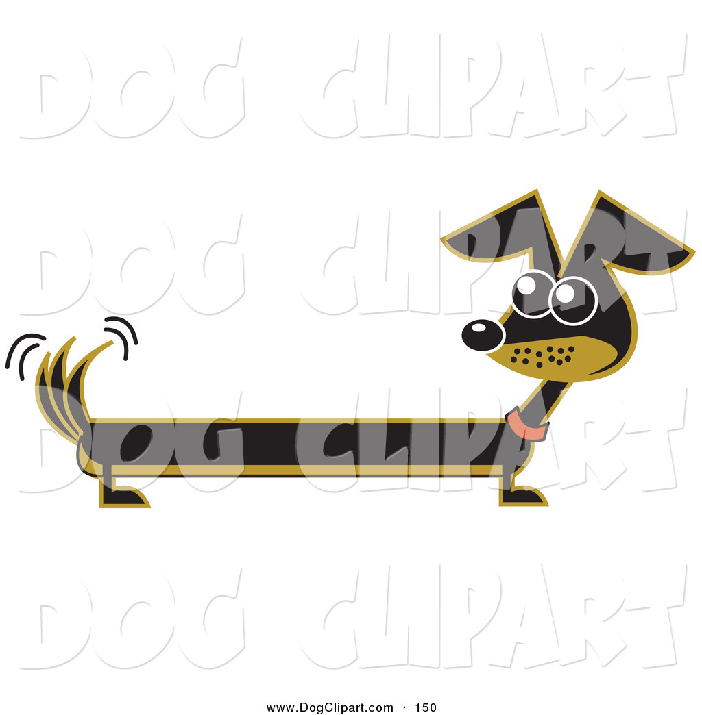 Long tail dog clipart free png freeuse download Royalty Free Stock Dog Designs of Canines - Page 3 png freeuse download