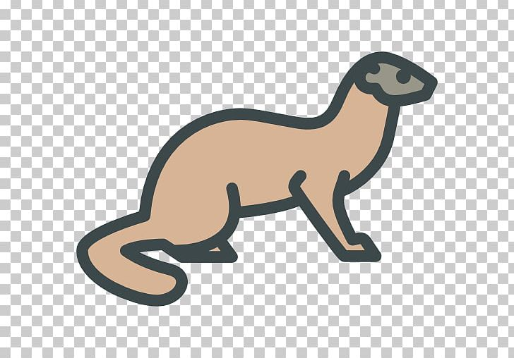 Long tailed weasel clipart stock Stoat Ferret Long-tailed Weasel Computer Icons PNG, Clipart, Animal ... stock