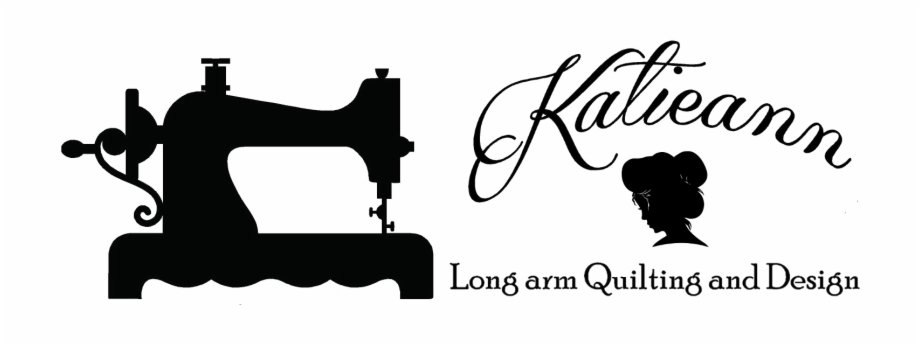 Longarm quilting clipart svg library download Katie Ann\'s Quilting - Calligraphy Free PNG Images & Clipart ... svg library download