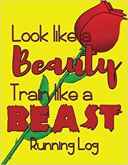 Look like a beauty run like a beast clipart clip free stock Look Like A Beauty Train Like A Beast Running Log: Bounding Books ... clip free stock