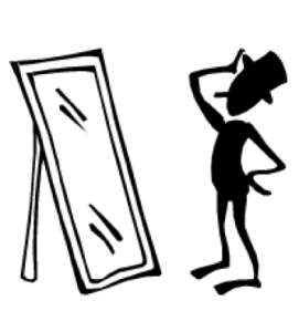 Looking at yourself in the mirror clipart svg free library Looking At Yourself In The Mirror Clipart svg free library