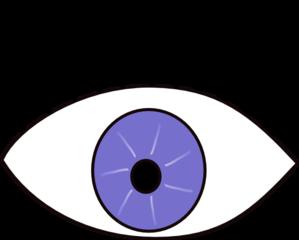 Looks clipart image free Blue Eye Looks Left Clip Art at Clker.com - vector clip art online ... image free