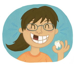 Loose tooth clipart