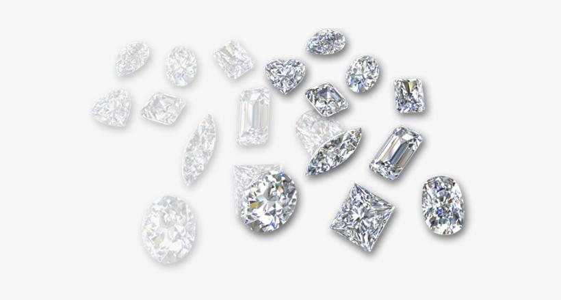 Loose diamonds clipart svg Loose Diamonds Png - Diamond Transparent PNG - 584x358 ... svg