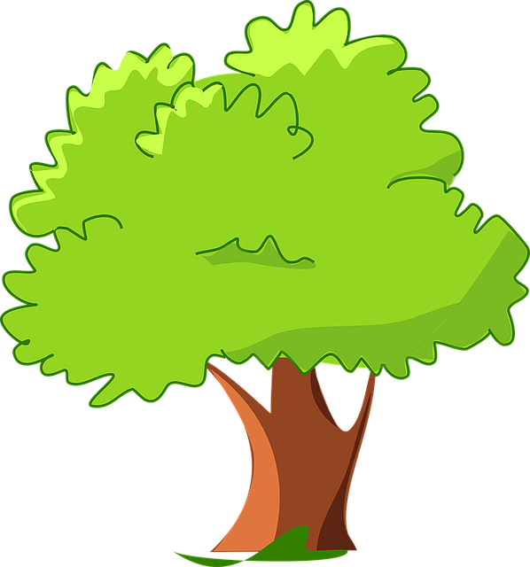 Lorax tree clipart png black and white stock Deforestation - by BIO INSPIRE [Infographic] png black and white stock