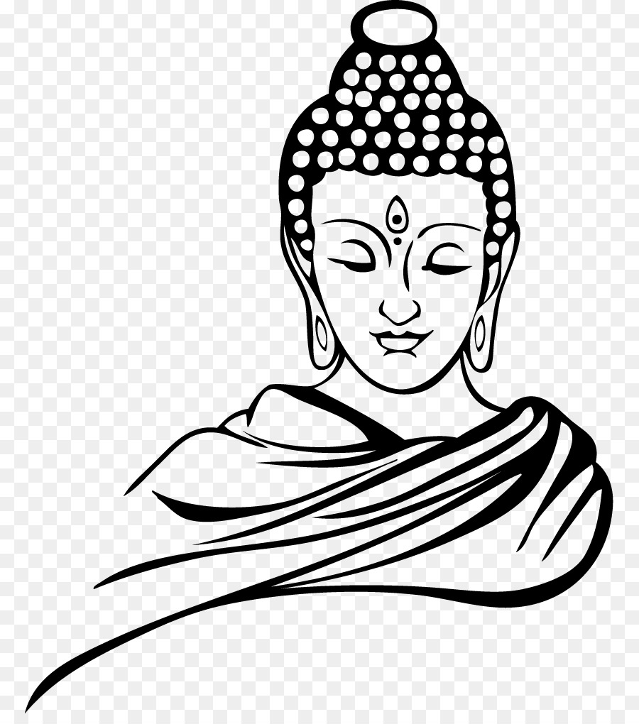 Lord buddha clipart picture transparent Gautam Buddha Sketch at PaintingValley.com | Explore ... picture transparent