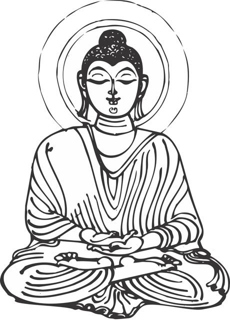 Lord buddha clipart image transparent download Lord buddha clipart 1 » Clipart Portal image transparent download