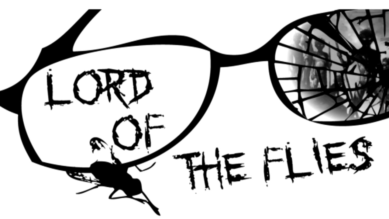 Lord of the flies black and white clipart image library download Lord of the Flies Research Assignment - Golding\'s Claim (Rules and Order) image library download