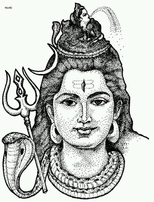 Lord shiva logo clipart graphic transparent library Free Shiva Cliparts, Download Free Clip Art, Free Clip Art ... graphic transparent library
