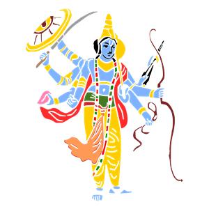 Lord vishnu clipart clip art royalty free Lord Vishnu clipart, cliparts of Lord Vishnu free download ... clip art royalty free