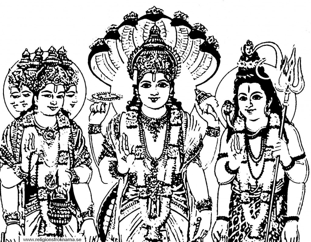 Lord vishnu clipart vector black and white Free Vishnu Cliparts, Download Free Clip Art, Free Clip Art ... vector black and white