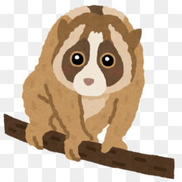 Loris clipart picture royalty free stock Slow Loris PNG and Slow Loris Transparent Clipart Free Download. picture royalty free stock