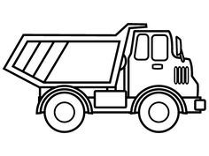 Lorry clipart black and white graphic download Image result for PICKUP LORRY CLIPART BLACK AND WHITE ... graphic download