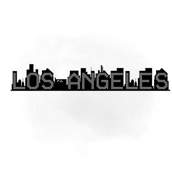 Los angeles cliparts png royalty free download Los angeles skyline clipart » Clipart Portal png royalty free download