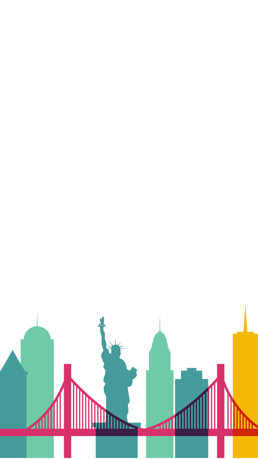 Los angeles geofilter clipart download New York City Snapchat Filter   Geofilter Maker on FilterPop download