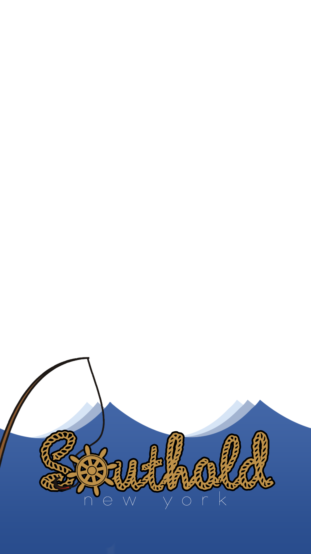 Los angeles geofilter clipart jpg library Southold Town Snapchat Geo-Filter on Behance #Snapchat #Geo ... jpg library