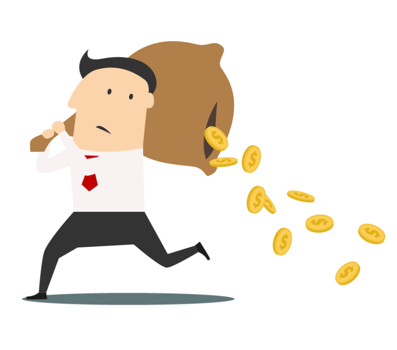 Lose money clipart graphic library download losing money clipart - OurClipart graphic library download