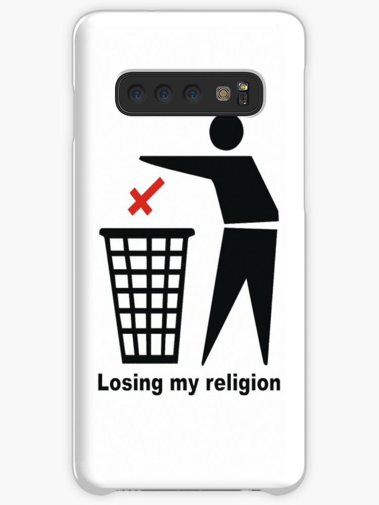 Losing my religion clipart clipart library stock \'Losing My Religion\' Case/Skin for Samsung Galaxy by biglarry clipart library stock
