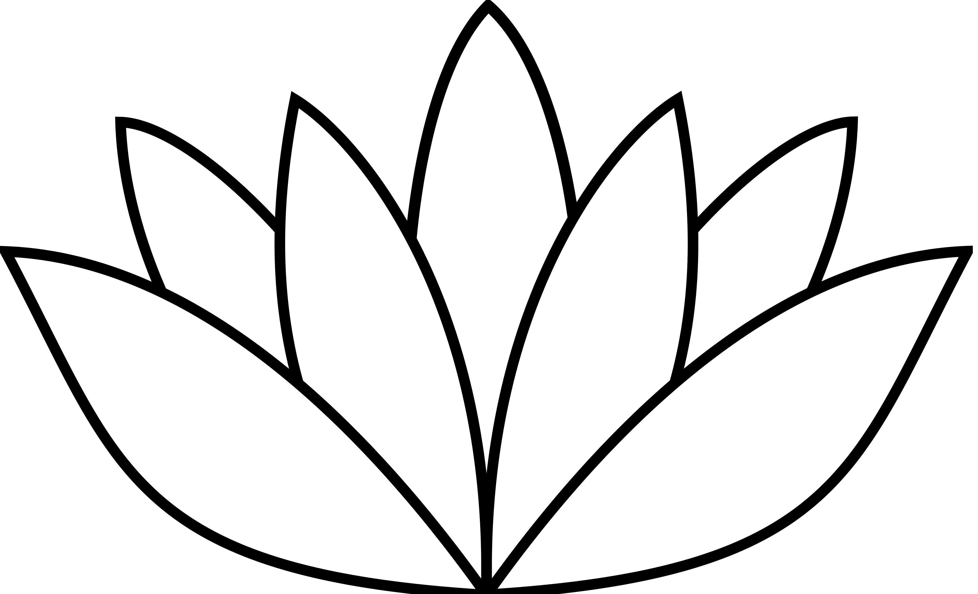 Lotus flower outline clipart free clip free library Free Lotus Flower Line Drawing, Download Free Clip Art, Free ... clip free library