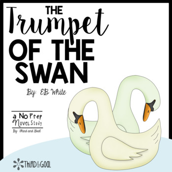 Louis from the trumpet of the swan clipart