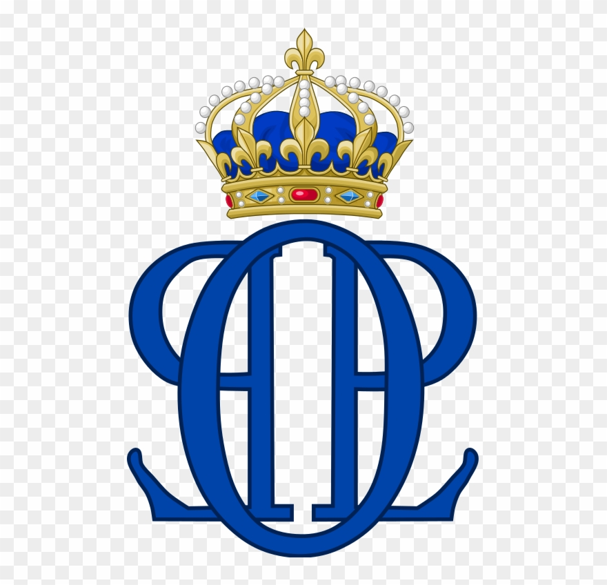 Louis philippe logo clipart clip art royalty free Royal Monogram Of King Louis Philippe I Of France, - Royal ... clip art royalty free
