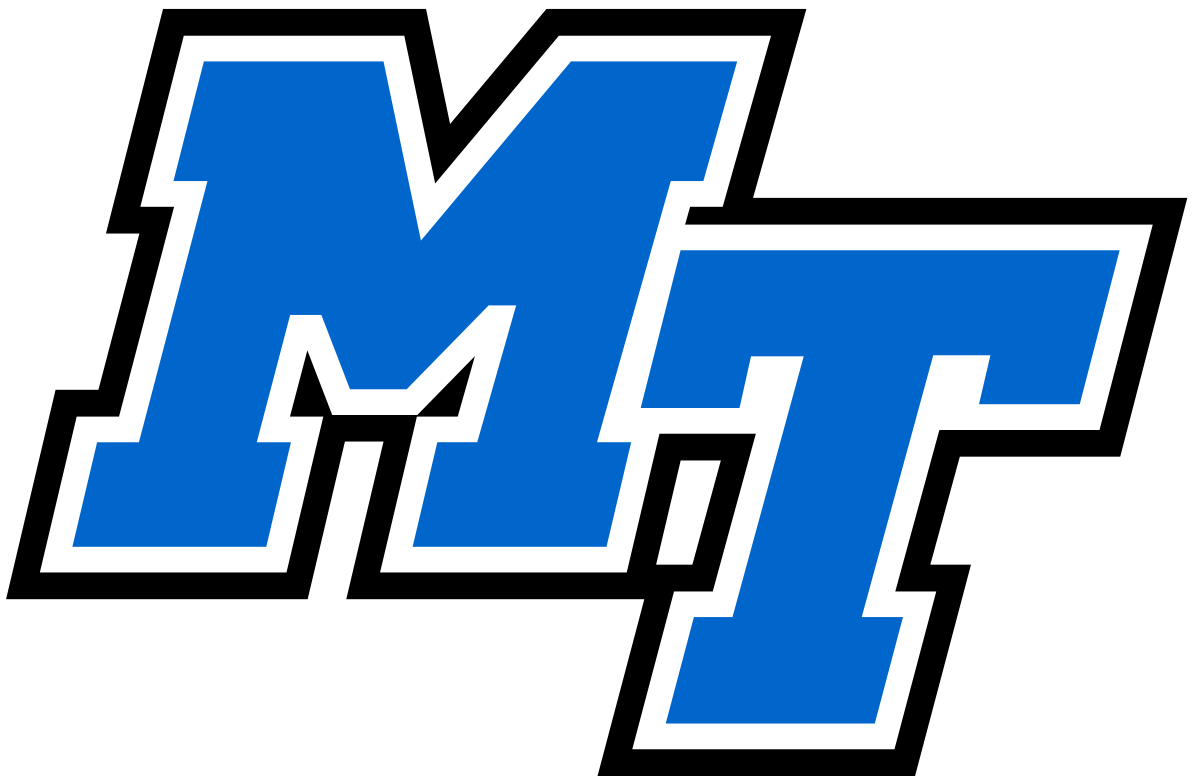 Tennessee vol football clipart graphic freeuse download Middle Tennessee Blue Raiders - Wikipedia graphic freeuse download