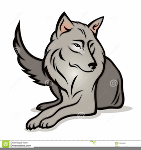 Loup clipart vector black and white Clipart Loup Garou | Free Images at Clker.com - vector clip ... vector black and white