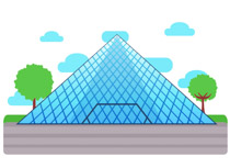 Louvre paris clipart png royalty free download Search Results for louvre - Clip Art - Pictures - Graphics ... png royalty free download