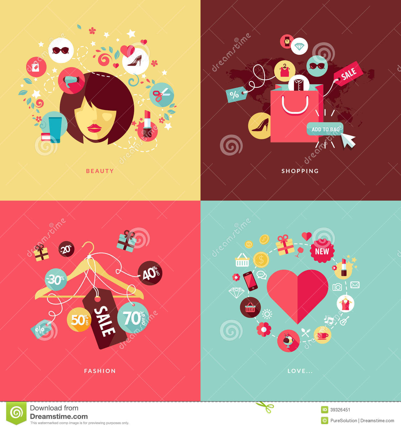 Love and beauty clipart clip black and white library Beauty Stock Illustrations – 584,949 Beauty Stock Illustrations ... clip black and white library