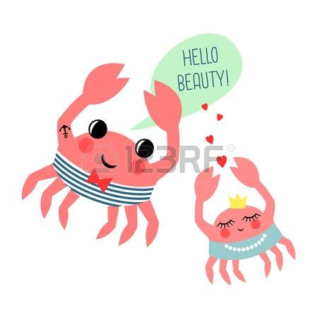 Love and beauty clipart graphic library stock 201 Shellfish Love Stock Vector Illustration And Royalty Free ... graphic library stock