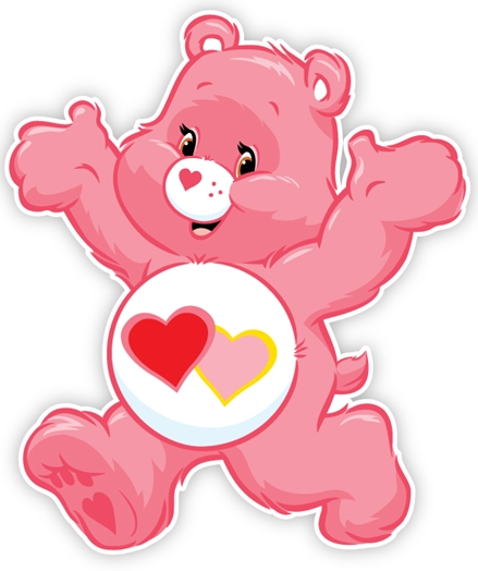 Love and care clipart png Love-a-Lot Bear | Care Bear Wiki | Fandom powered by Wikia png