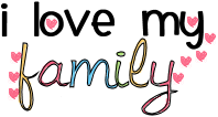 Love and family clipart svg royalty free download Loving Family Clipart | Clipart Panda - Free Clipart Images svg royalty free download
