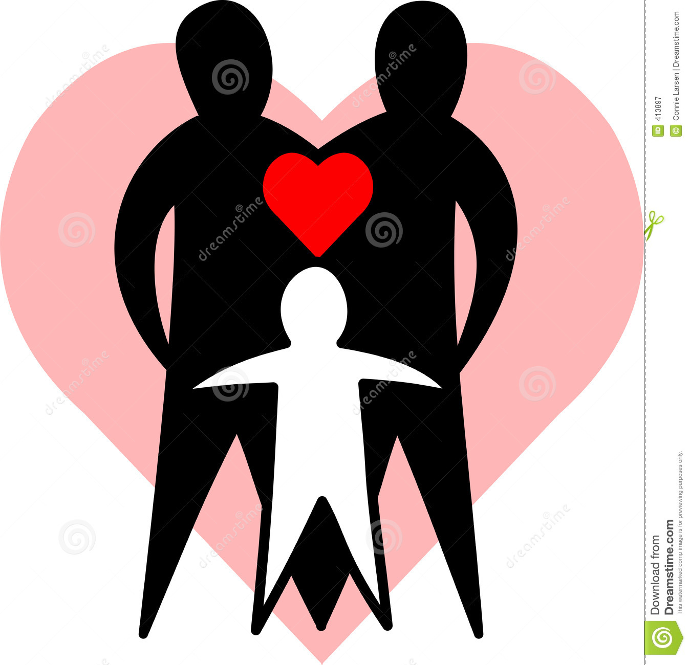 Love and family clipart jpg free library Loving Family Clipart | Clipart Panda - Free Clipart Images jpg free library
