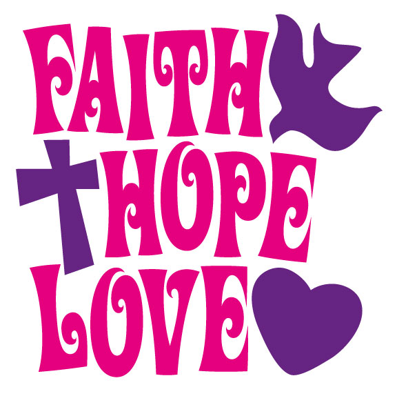 Love and hope clipart image royalty free download Faith love and hope free clipart - ClipartFest image royalty free download