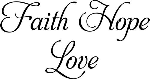 Love and hope clipart svg free download Gallery For > Faith Hope Love Anchor Clipart svg free download