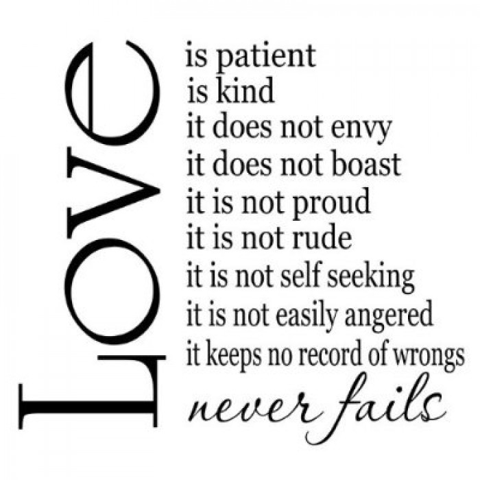 Love and kind clipart