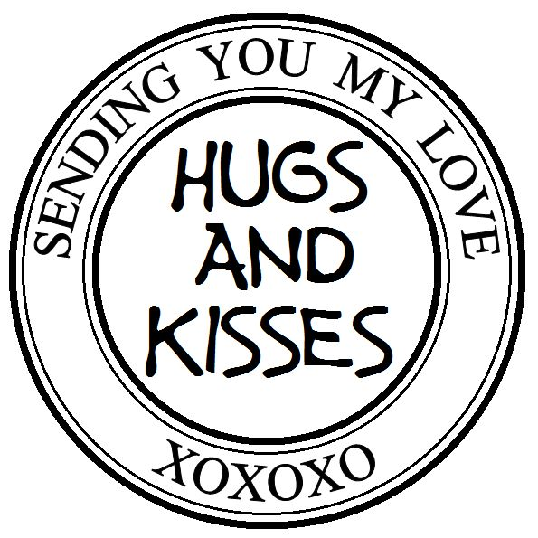 Love and kisses clipart jpg library download 17 Best ideas about Hugs And Kisses Images on Pinterest | Digital ... jpg library download