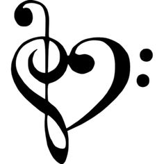 Love and music clipart png transparent library Love and music clipart - ClipartFest png transparent library
