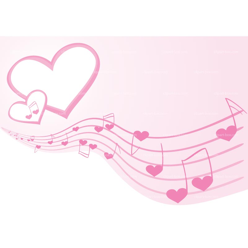 Love and music clipart png transparent download CLIPART LOVE MUSIC | Royalty free vector design png transparent download
