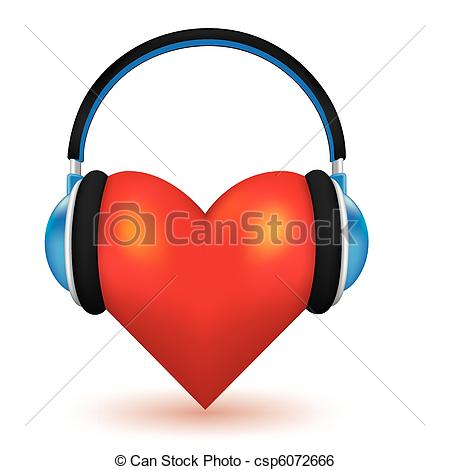 Love and music clipart jpg black and white library Love and music clipart - ClipartFest jpg black and white library