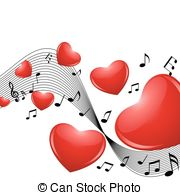 Love and music clipart clip library download Love music clipart - ClipartFest clip library download
