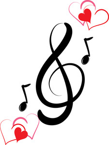 Love and music clipart banner library download Love Music Clip Art – Clipart Free Download banner library download