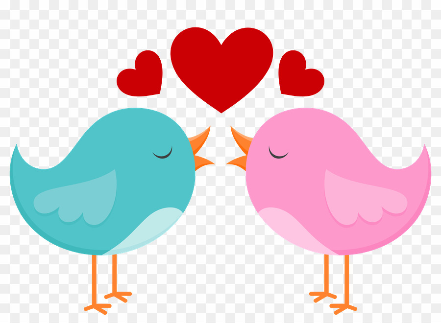 Love birds clipart svg free download Love Birds PNG Lovebird Clipart download - 900 * 660 - Free ... svg free download