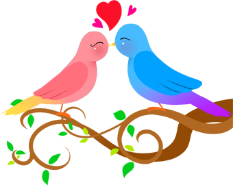 Love birds clipart jpg freeuse download 88+ Love Birds Clipart | ClipartLook jpg freeuse download