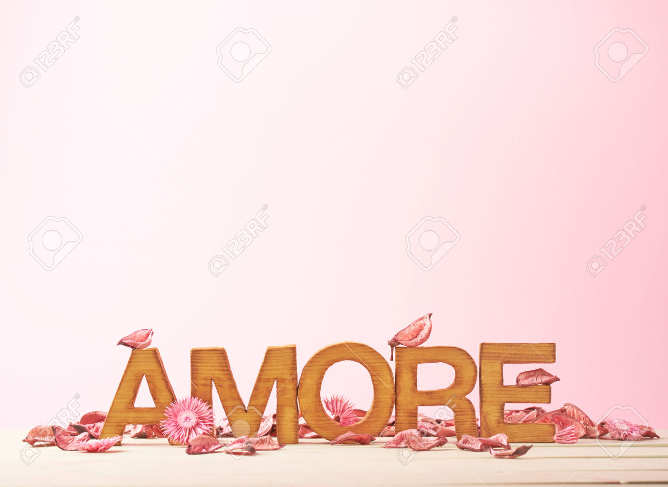 Love block word clipart clipart stock Word Amore Meaning Love In Italian Language As A Composition ... clipart stock