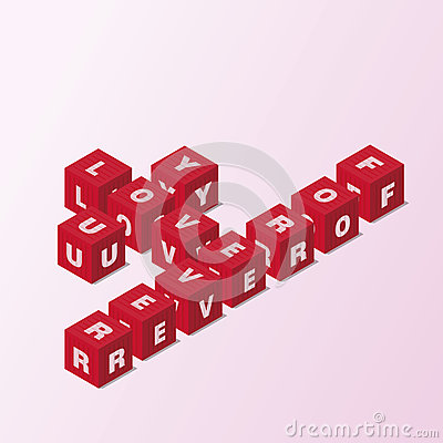 Love block word clipart vector free download Family Block Letters Stock Illustrations – 31 Family Block Letters ... vector free download