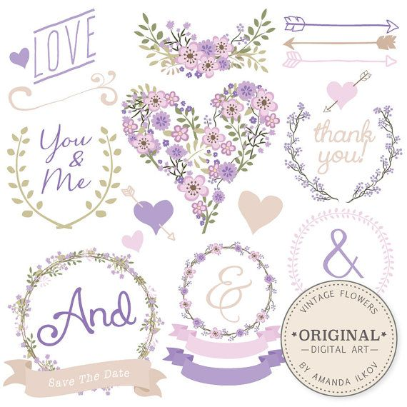 Love clipart clipart image freeuse stock 17 Best ideas about Wedding Clip Art on Pinterest   Watercolor ... image freeuse stock