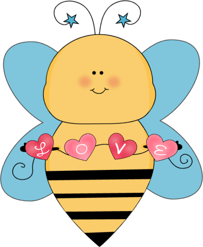 Love clipart clipart royalty free Bee Clip Art - Bee Images royalty free