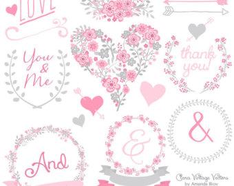 Love clipart mint gree graphic library stock Premium Mint Floral Clipart & Flower Vectors Mint Green graphic library stock